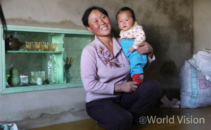 주민들의  식량문제 해결은 북한사업의  핵심 중 하나이다.