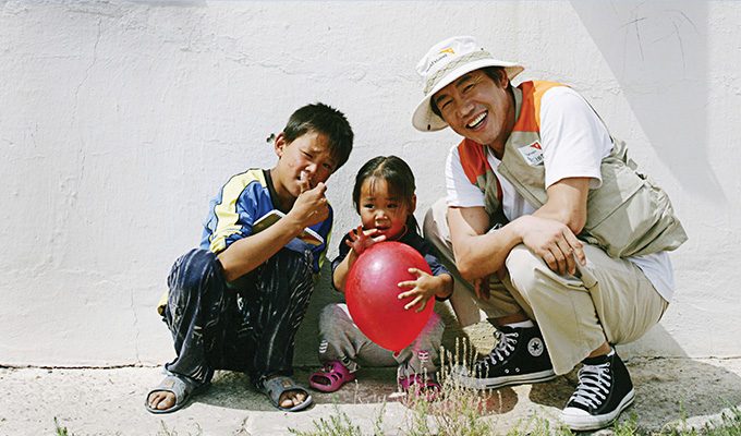 2006. 몽골